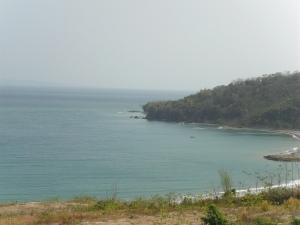 Pantai yang kita lewatin ketika menuju arah Cisolok