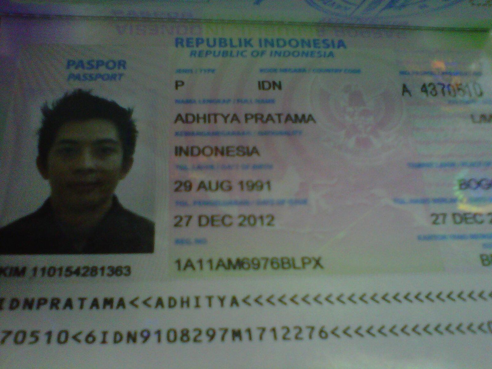 Pembuatan Paspor Online PasporOchoy Banyak Cerita Dibalik