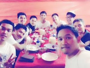 Setelah Pembekalan, Makan Tengah Malam :D