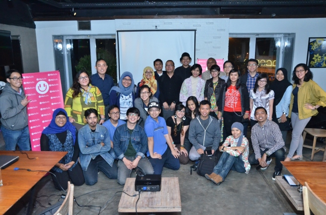 Bukber MixRadio & Blogger Gathering